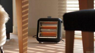 تصویر ۲۳ مدل بخاری برقی کم مصرف و ارزان بهمن ماه ۹۹