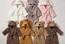 تصویر معرفی و خرید ۱۹ نمونه حوله کودک و نوزاد لطیف و باکیفیت+ قیمت روز