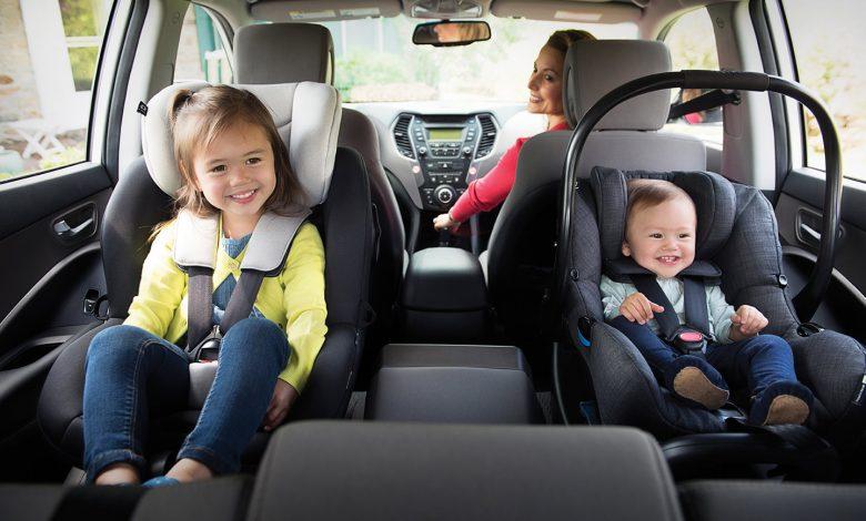 صندلی ماشین کودک (نکات خرید و استفاده)