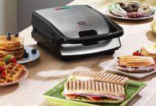 تصویر ۱۸ مدل ساندویچ ساز پرفروش و باکیفیت+ قیمت روز و خرید اینترنتی