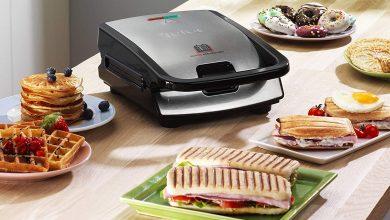 تصویر ساندویچ ساز، ۱۸ مدل پرفروش و باکیفیت+ قیمت روز و خرید اینترنتی