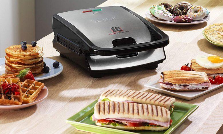 ۱۸ مدل ساندویچ ساز پرفروش و باکیفیت+ قیمت روز و خرید اینترنتی