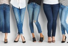 تصویر معرفی و خرید ۱۹ نمونه شلوار جین زنانه باکیفیت+ قیمت روز