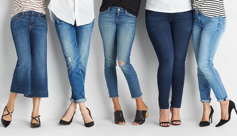 معرفی و خرید ۱۵ نمونه شلوار جین زنانه باکیفیت+ قیمت روز