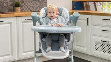 تصویر راهنمای خرید ۱۸ نمونه صندلی غذاخوری کودک زیبا و بادوام+ قیمت روز