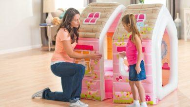 تصویر راهنمای خرید ۲۰ مدل چادر بازی کودک ارزان و باکیفیت+ قیمت روز و خرید