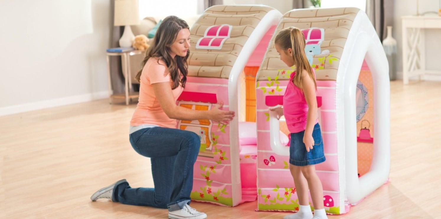 راهنمای خرید ۲۰ مدل چادر بازی کودک ارزان، به همراه قیمت و خرید اینترنتی