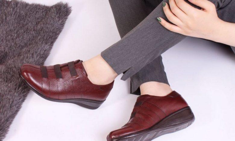 25 نمونه کفش چرم زنانه باکیفیت و زیبا+ قیمت روز و خرید اینترنتی