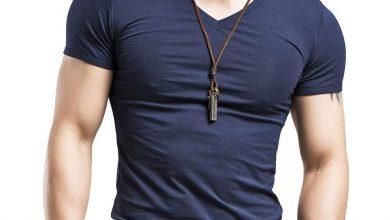 تصویر راهنمای خرید و معرفی ۱۸ نمونه تی شرت مردانه جذاب و باکیفیت + قیمت روز