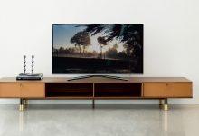تصویر ۲۴ مدل میز تلویزیون زیبا، ارزان و بادوام+ قیمت روز و خرید اینترنتی