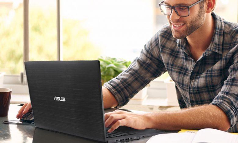 راهنمای خرید انواع لپ تاپ ایسوس به همراه قیمت روز