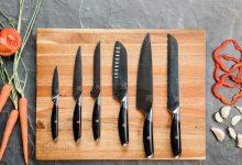 تصویر معرفی و خرید ۲۸ نمونه سرویس چاقوی آشپزخانه زیبا و باکیفیت+ قیمت روز