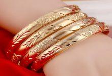 تصویر راهنمای خرید و معرفی ۲۸ نمونه النگو طلا زیبا و محبوب+ قیمت روز