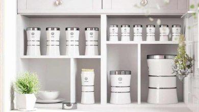 تصویر راهنمای خرید و معرفی ۲۵ نمونه سرویس آشپزخانه زیبا و باکیفیت+ قیمت روز