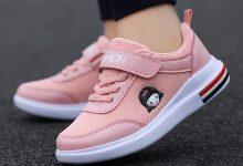 تصویر راهنمای خرید ۲۲ نمونه کفش مخصوص پیاده روی دخترانه + قیمت روز