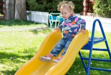 تصویر راهنمای خرید و معرفی ۲۰ نمونه سرسره کودک زیبا و جذاب+ قیمت روز