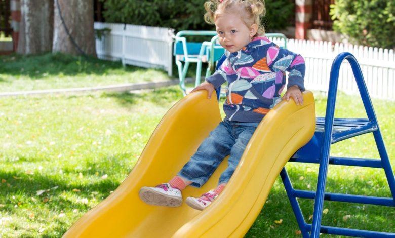 راهنمای خرید سرسره کودک