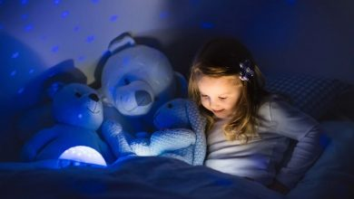 تصویر معرفی و خرید ۲۲ نمونه چراغ خواب کودک زیبا و جذاب+ قیمت روز
