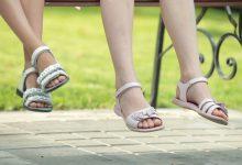 تصویر معرفی و خرید ۲۸ نمونه صندل دخترانه زیبا و باکیفیت+ قیمت روز
