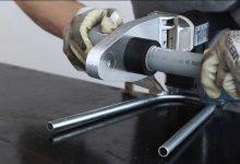 تصویر خرید ۳۵ نمونه اتو (دستگاه جوش لوله) با قیچی لوله بر ارزان و باکیفیت+ قیمت روز