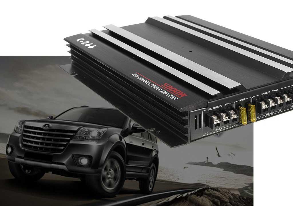 راهنمای خرید 30 نمونه آمپلی فایر خودرو ارزان و پرقدرت+ قیمت روز