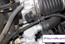 تصویر معرفی و خرید اینترنتی سنسور موقعیت دریچه گاز خودرو + قیمت روز