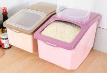 تصویر معرفی ۲۵ نمونه ظرف برنج باکیفیت و پرفروش+ قیمت روز