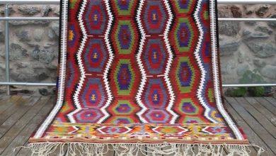 تصویر راهنمای خرید گلیم فرش ماشینی فانتزی ارزان و باکیفیت+ قیمت روز