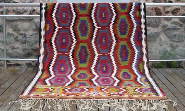 راهنمای خرید گلیم فرش ماشینی فانتزی ارزان و باکیفیت+ قیمت روزانه