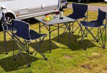 تصویر راهنمای خرید میز و صندلی سفری ارزان و باکیفیت+ قیمت روز