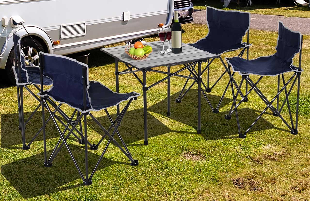 راهنمای خرید میز و صندلی سفری ارزان و باکیفیت+ قیمت روز