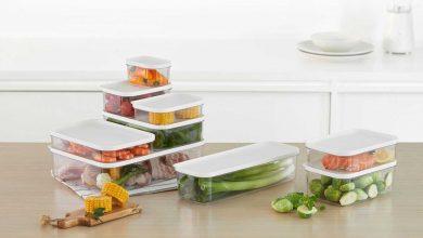 تصویر معرفی ۲۵ نمونه ظروف نگهدارنده غذا باکیفیت و پرفروش+ قیمت
