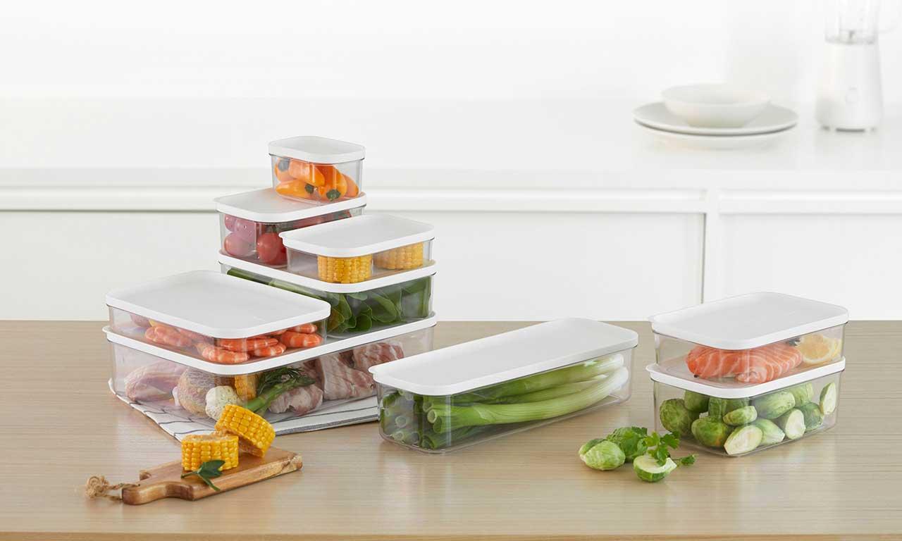 معرفی 25 نمونه ظروف نگهدارنده غذا باکیفیت و پرفروش+ قیمت