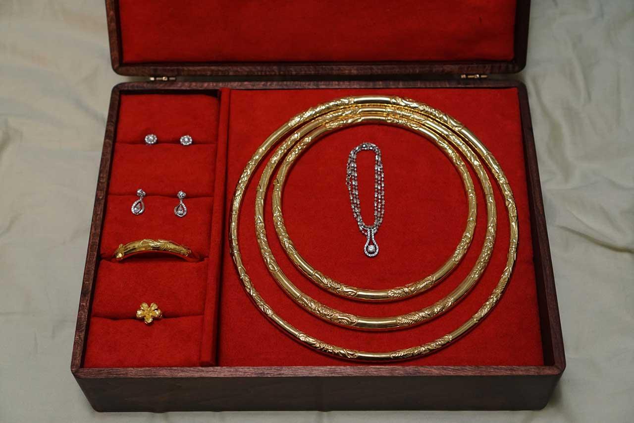 راهنمای خرید 40 نمونه جعبه جواهرات زیبا و باکیفیت+ قیمت روز