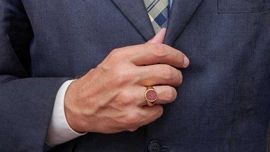 تصویر راهنمای خرید انگشتر نقره مردانه زیبا و پرفروش+ قیمت روز