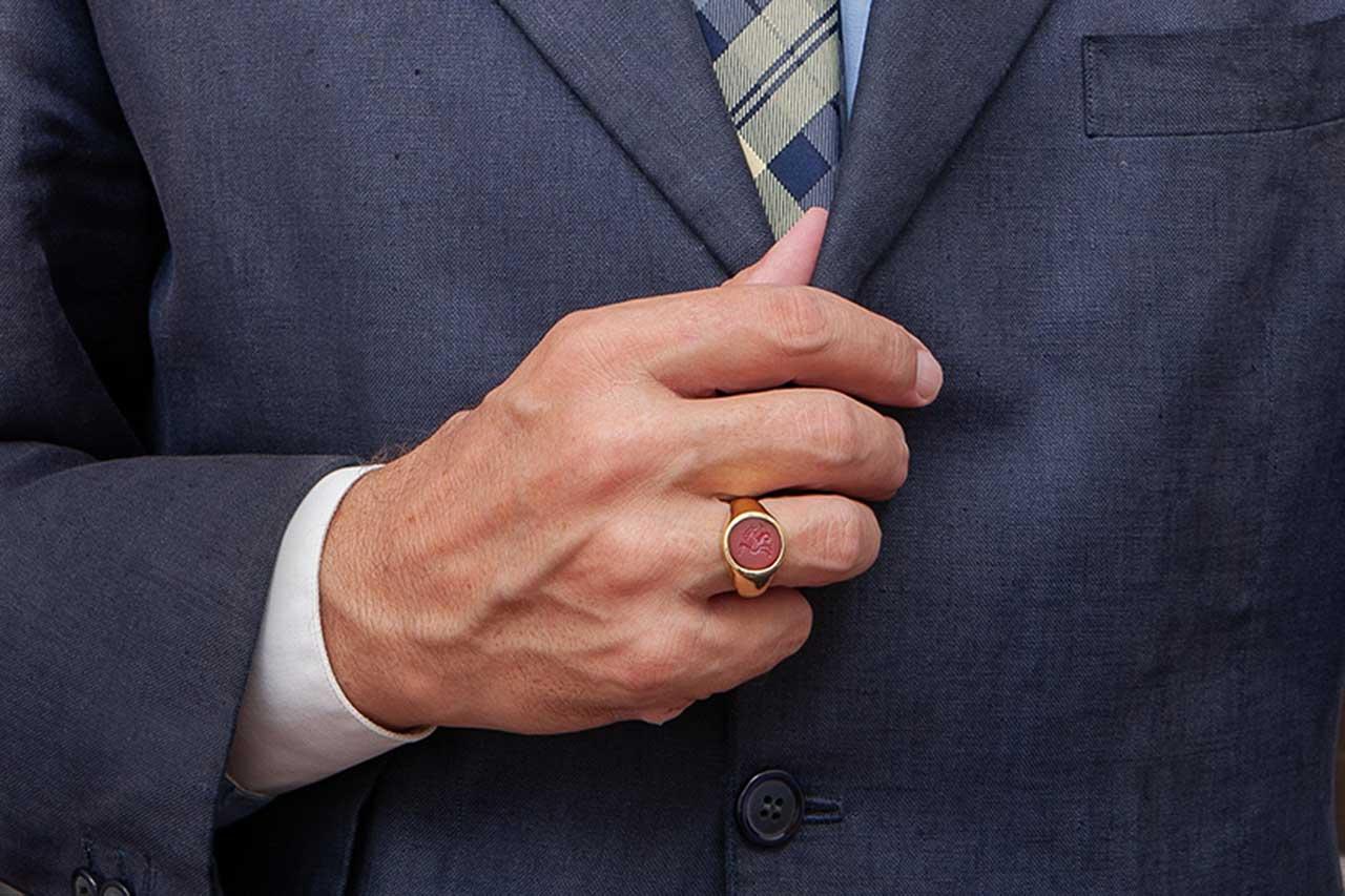 راهنمای خرید انگشتر نقره مردانه زیبا و پرفروش+ قیمت روز