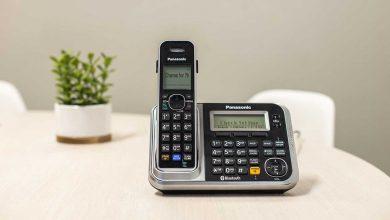 تصویر راهنمای خرید انواع تلفن بیسیم با برد و آنتندهی قوی+ قیمت روز