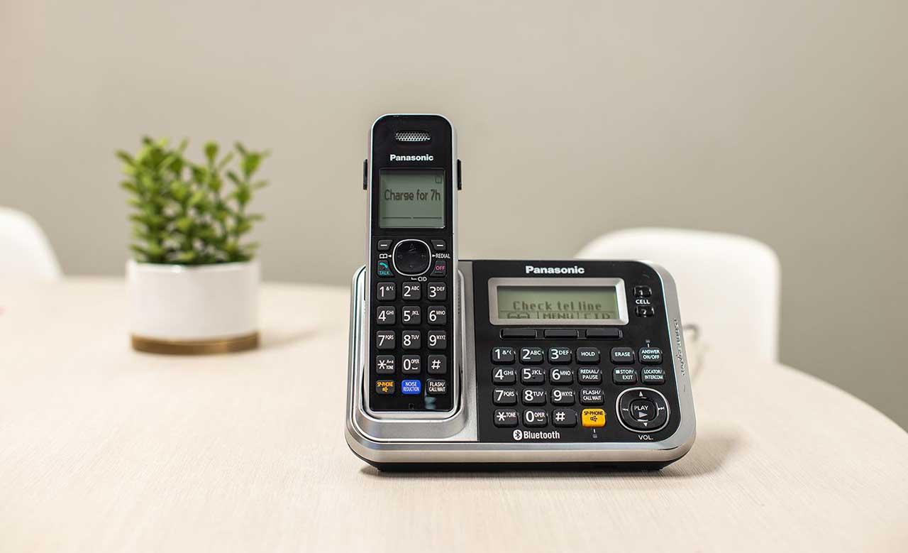 راهنمای خرید انواع تلفن بیسیم با برد و آنتندهی قوی+ قیمت روز