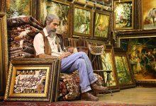 تصویر معرفی و خرید ۴۰ نمونه تابلو فرش ماشینی جدید و زیبا + قیمت روز