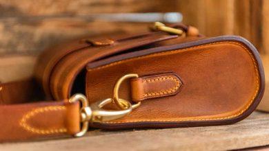 تصویر راهنمای خرید کیف چرمی دست دوز، به همراه قیمت روز و خرید اینترنتی