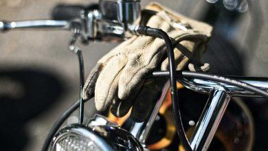 تصویر معرفی و خرید ۳۰ نمونه دستکش موتورسیکلت باکیفیت+ قیمت روز