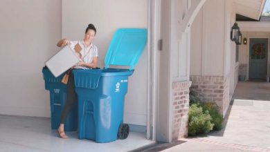 تصویر بهترین راهنمای خرید و معرفی ۲۵ نمونه سطل زباله باکیفیت+ قیمت روز