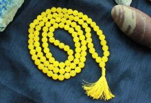 تصویر راهنمای خرید تسبیح شرف شمس زرد اصلی و باکیفیت+ قیمت روز