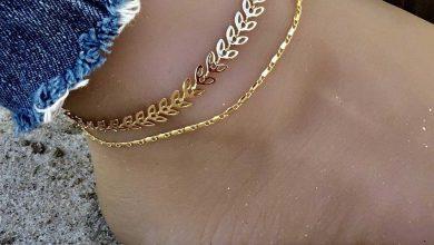 تصویر معرفی و خرید ۱۸ نمونه پابند طلای زنانه، مناسب برای هدیه+ قیمت روز