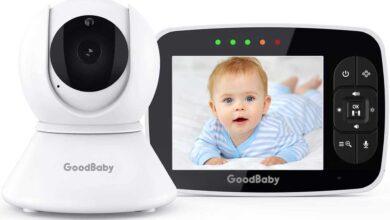 تصویر راهنمای خرید و معرفی انواع دوربین کنترل کودک ارزان+ قیمت روز