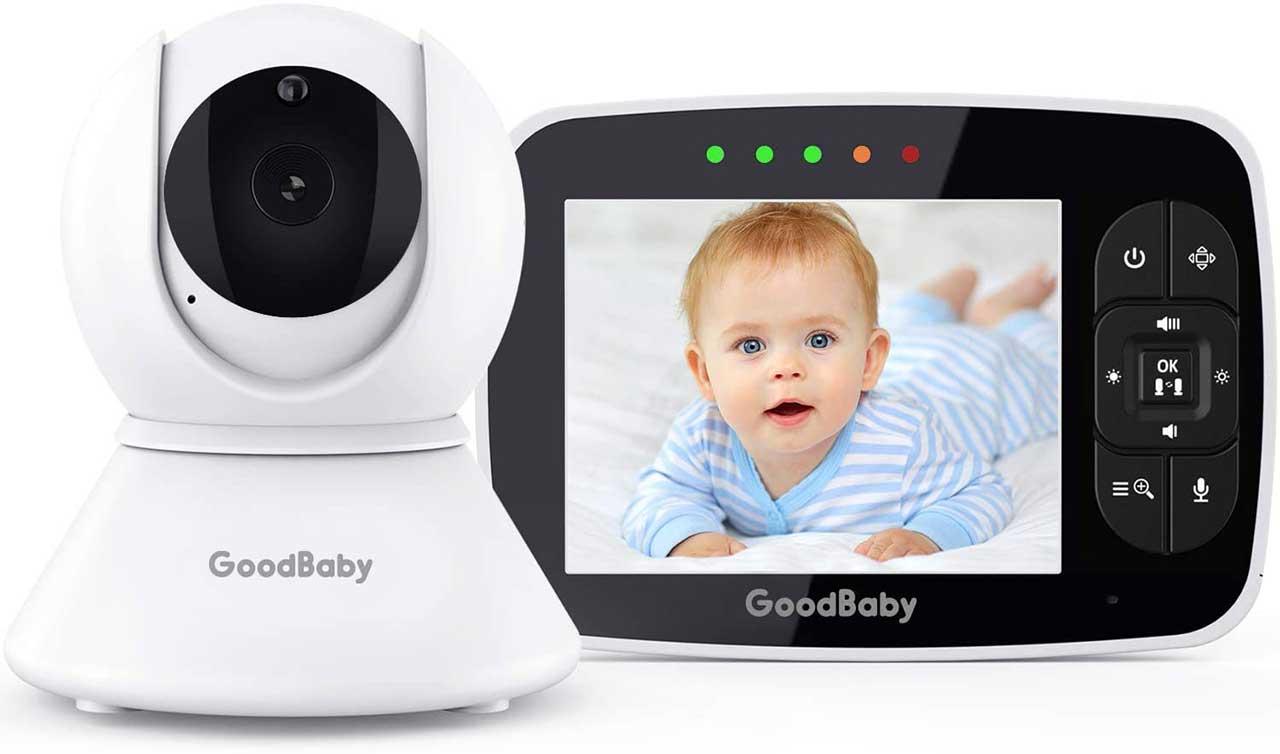 راهنمای خرید و معرفی انواع دوربین کنترل کودک ارزان+ قیمت روز
