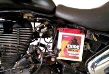 تصویر راهنمای خرید باتری موتور سیکلت اتمی و اسید سرب+ قیمت روز
