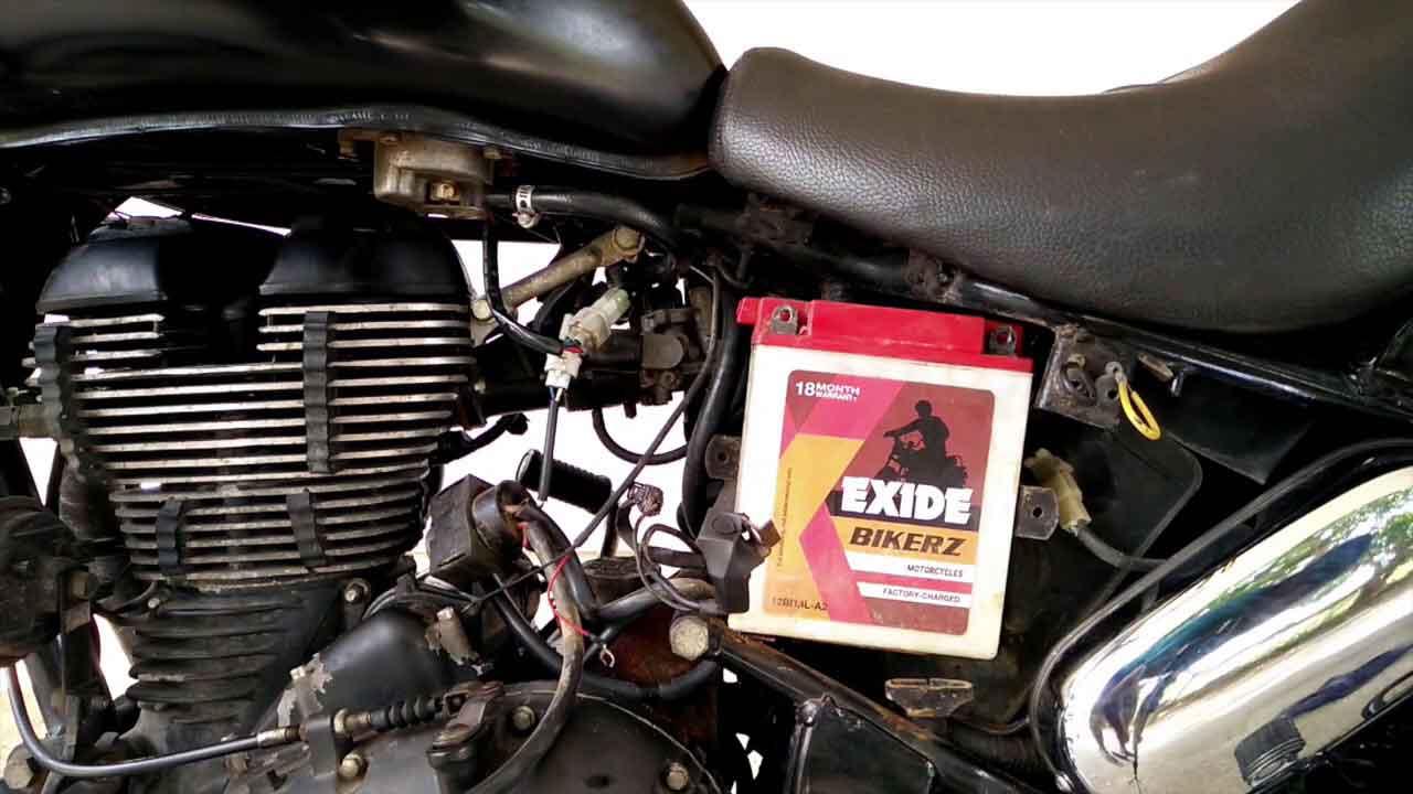 باتری موتور سیکلت  (راهنمای خرید و استفاده)
