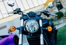 تصویر راهنمای خرید انواع چراغ موتور سیکلت ارزان+ قیمت روز