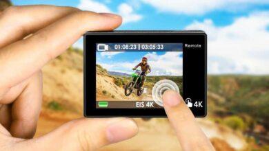 تصویر راهنمای خرید انواع دوربین ورزشی Full HD و ۴k ارزان+ قیمت روز